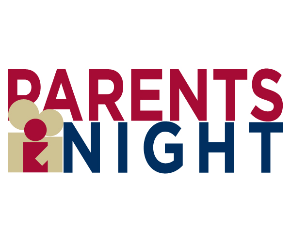 Parents' Night - February 6 - NEW FORMAT